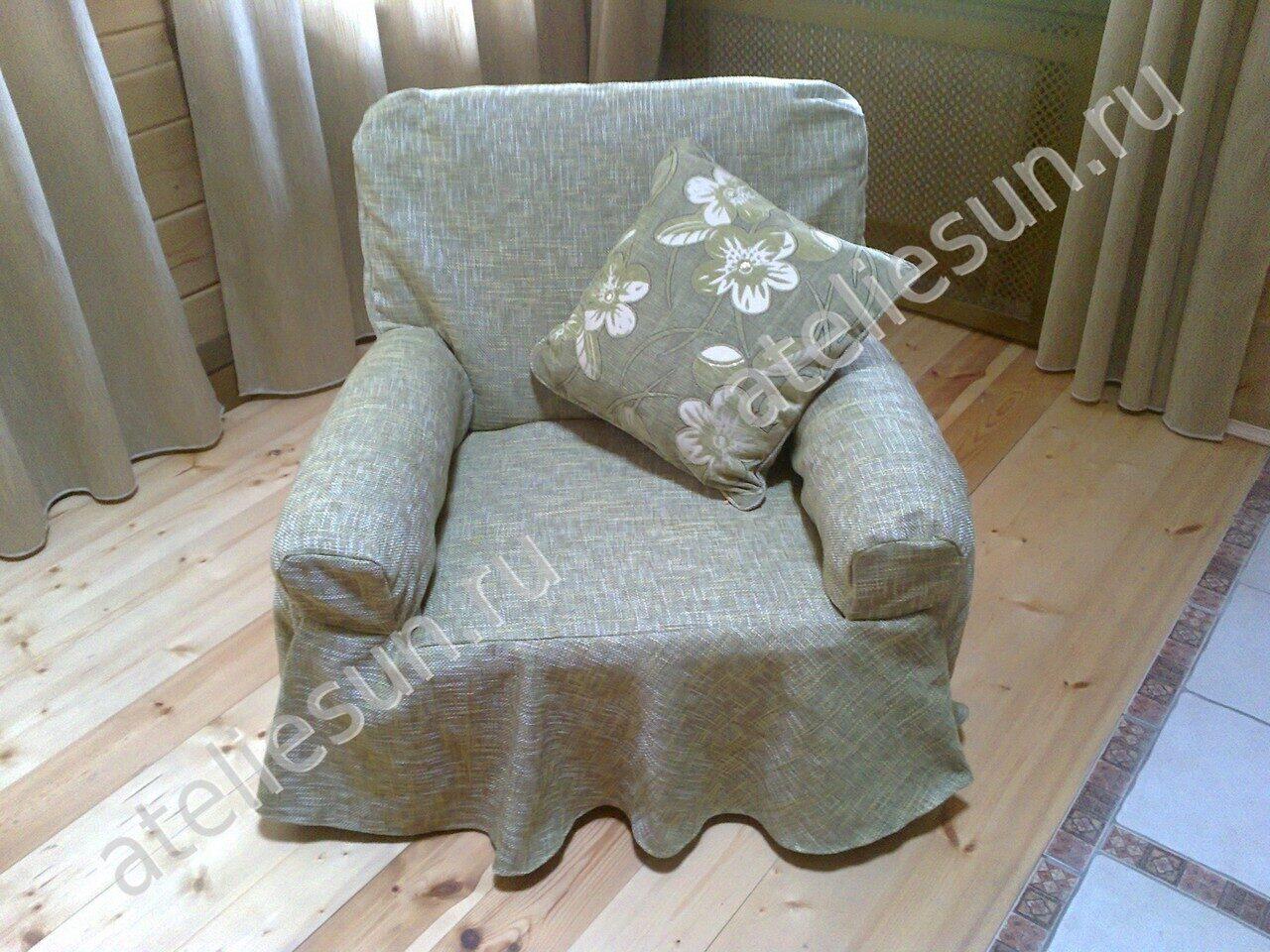 Накидка на диван своими руками Мебель своими рукакми 78