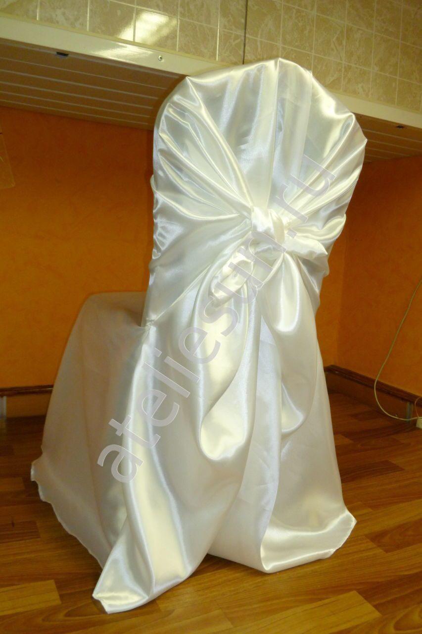 Своими руками чехлы на стулья для свадьбы